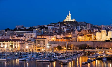 Old port, Marseille, France